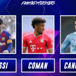 UCL Fantasy Player Rankings for Matchday 7